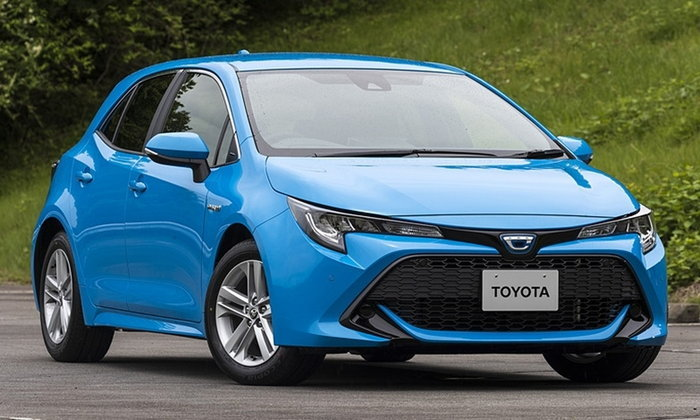 Toyota Corolla Hatchback 2018 เวอร์ชั่นญี่ปุ่นใหม่เผยโฉมแล้ว