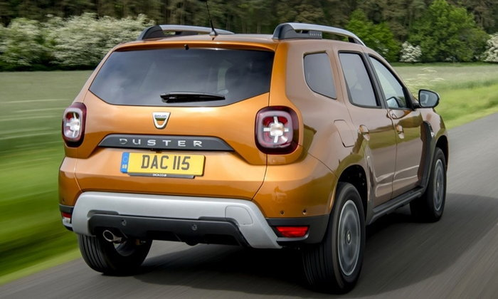 Dacia Duster 2018 ใหม่ เอสยูวีรุ่นประหยัดเปิดตัวที่อังกฤษ เริ่มเพียง 4.29 แสนบาท