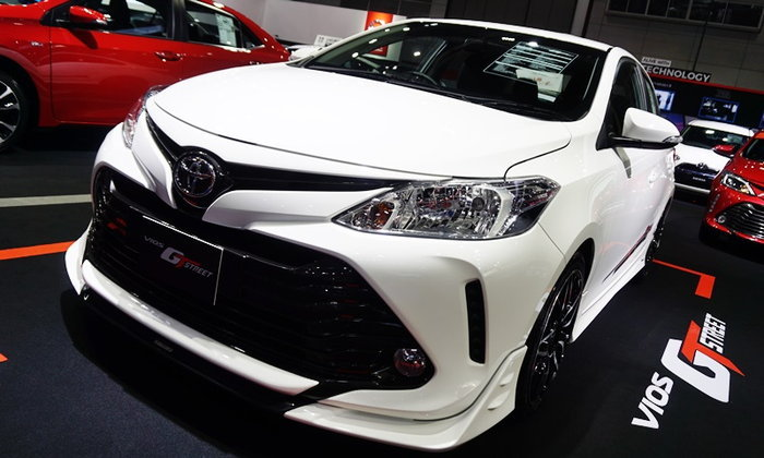 Toyota Vios GT Street 2018 ใหม่ แต่งเต็มเอาใจขาซิ่ง จำกัดเพียง 100 คัน