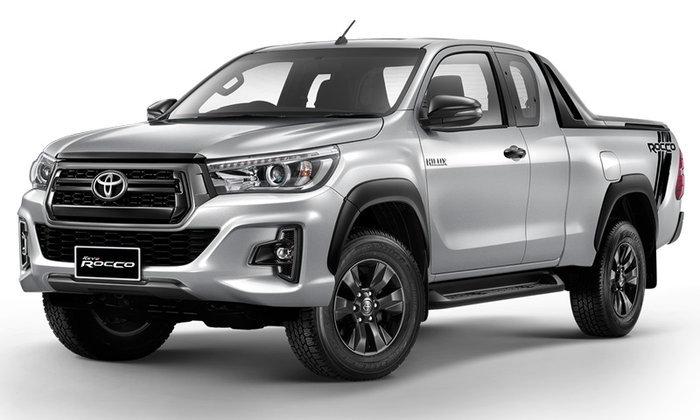 Toyota Hilux Revo Rocco 2018 ใหม่ เพิ่มรุ่น 2.4 ลิตร หั่นราคาเริ่มต้น 839,000 บาท