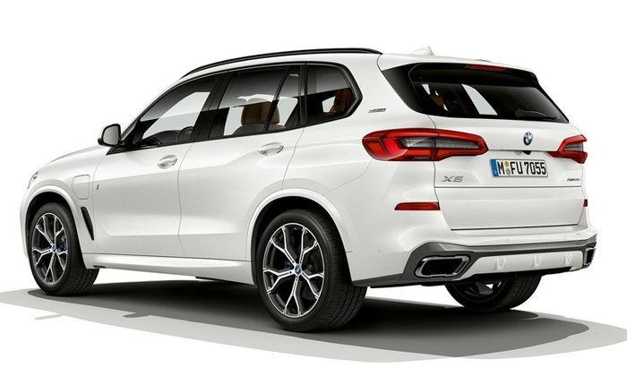 BMW X5 xDrive45e iPerformance 2019 ขุมพลังปลั๊กอินไฮบริดเผยโฉมครั้งแรกในโลก