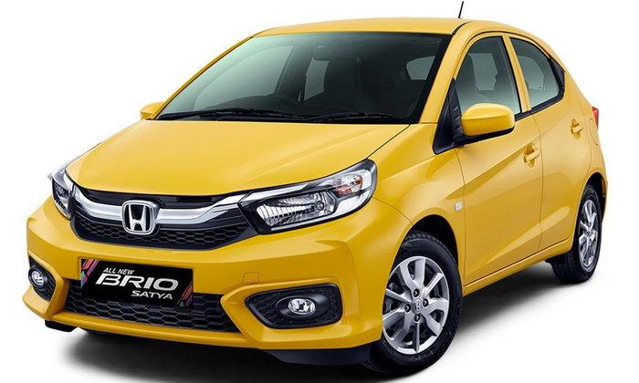 เปิดสเป็ค Honda Brio 2018 โฉมใหม่ที่อินโดนีเซีย น่าซื้อมากน้อยแค่ไหน?