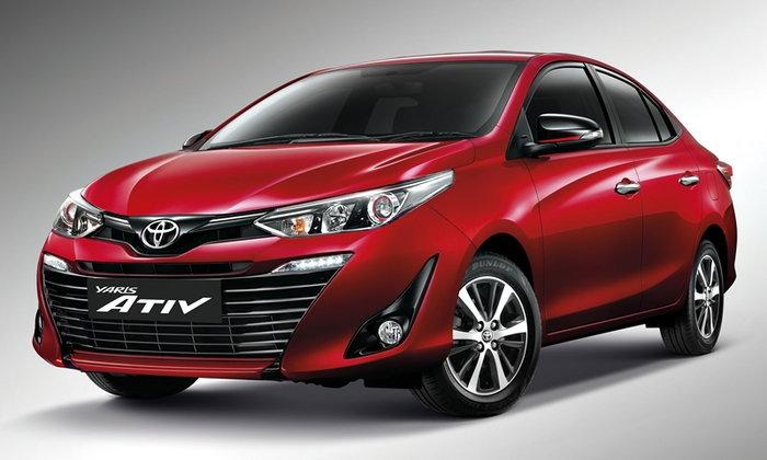 Toyota Yaris ATIV S+ 2018 ใหม่ เพิ่มรุ่นท็อป S+ ใหม่ เคาะราคา 639,000 บาท
