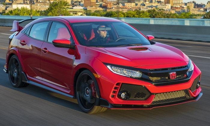 Honda Civic Type R 2019 ไมเนอร์เชนจ์ใหม่ วางจำหน่ายแล้วในสหรัฐฯ