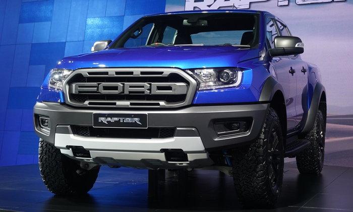 ราคารถใหม่ Ford ในตลาดรถยนต์ประจำเดือนพฤศจิกายน 2561