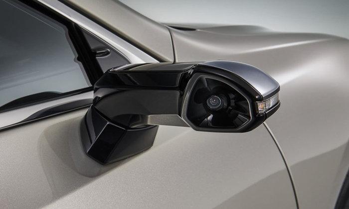 Lexus ES 2019 ใหม่ เริ่มใช้กล้อง DOM แทนกระจกมองข้าง จ่อขายจริงตุลาคมนี้