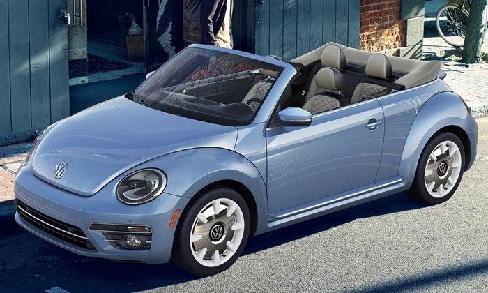 "Volkswagen Beetle เตรียมปิดตำนาน ""รถเต่า"" จ่อหยุดผลิตปี 2019"