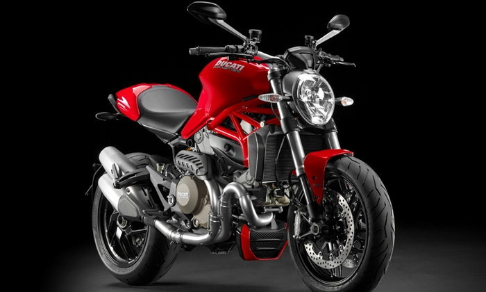Ducati Monster 1200 ลดราคาตัว Demo เคาะเริ่มต้นเพียง 499,000 บาท