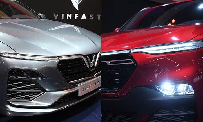 เจาะสเป็ค VinFast LUX 2019 ใหม่ ทั้ง 2 รุ่น จัดเต็มความหรูเทียบชั้นรถยุโรป