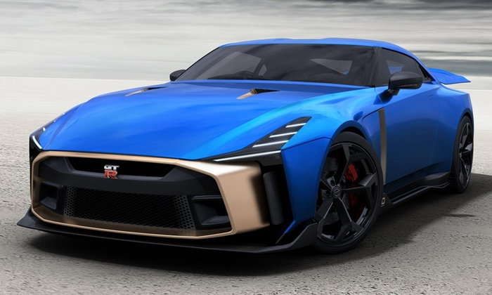 Nissan GT-R50 2019 เตรียมขึ้นไลน์ผลิตจริง จำกัดแค่ 50 คัน ราคา 37 ล้านบาท