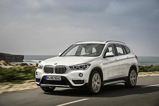 BMW X1 2016 เจเนอเรชั่นใหม่ใหม่เปิดตัวแล้วที่ยุโรป
