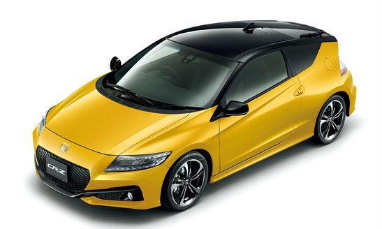 Honda CR-Z ใหม่ เผยโฉมแล้วก่อนเปิดตัว 19 ตุลาคมนี้