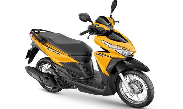 เปิดตัว New Honda Click125i เคาะราคาเริ่มต้น 49,500 บาท