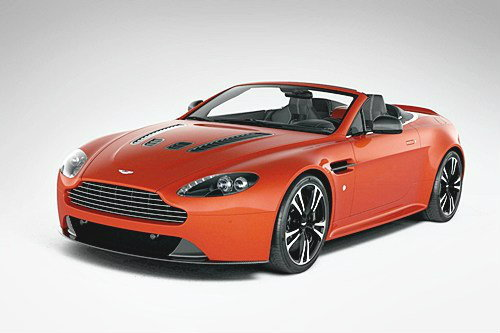 Aston Martin Vantage Roadster  อีกเวอร์ชั่นแรงของตัวหรู