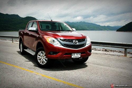 Sanook! Drive : Mazda BT-50 Pro...ยอดขุนพลกระบะกับสมรรถนะดั่งเก๋ง