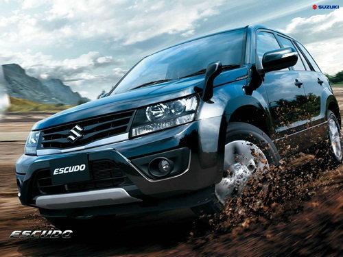 2013 Suzuki Grand Vitara เวอร์ชั่นใหม่โดนกว่าสำหรับตลาดญี่ปุ่น