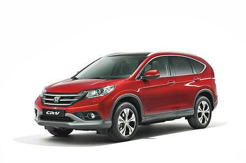 Honda CR-V 2013 เบิกฤกษ์เวอร์ชั่นยุโรป