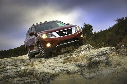 2013  Nissan Pathfinder  เปิดเวอร์ชั่นใหม่อเนกประสงค์พันธุ์หรูพร้อมลุย