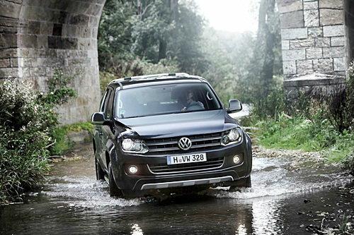 2013 Volkswagen Amarok  แรงขึ้นเพิ่มออพชั่น