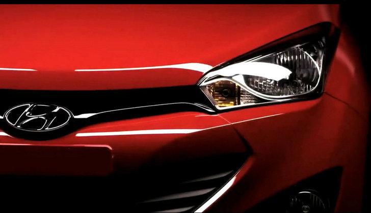 Hyundai HB 20  คันนี้ เพื่อตลาดบราซิลในอนาคต
