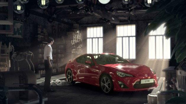 Real Deal..  โฆษณาสุดล้ำของ  Toyota       GT86