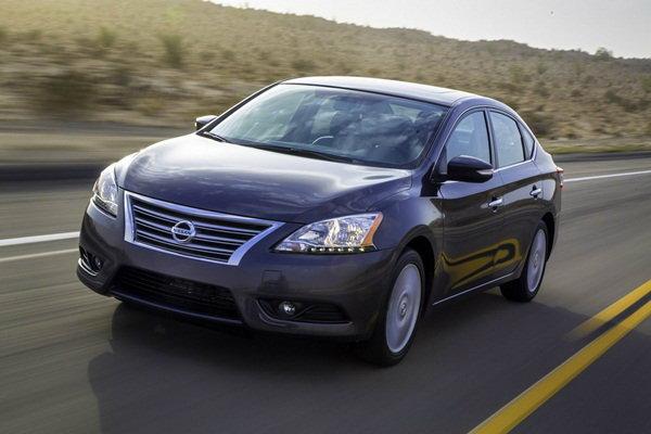เผยโฉม 2013  Nissan Sentra  คู่แฝด Sylphy ในคราบความสปอร์ต
