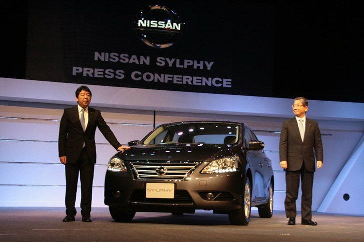 Nissan Sylphy  อีกขั้นของยนตรกรรมคอมแพ็คคาร์