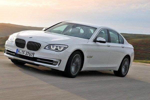2013 BMW 760i ฉลอง 25 ปี  เครื่อง  V12 มีแค่ 15 คันในโลก