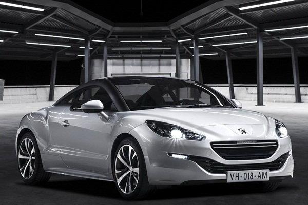 ภาพแรกว่าที่  Peugeot RCZ  รุ่นใหม่งดงามอัพเดทเส้นสาย