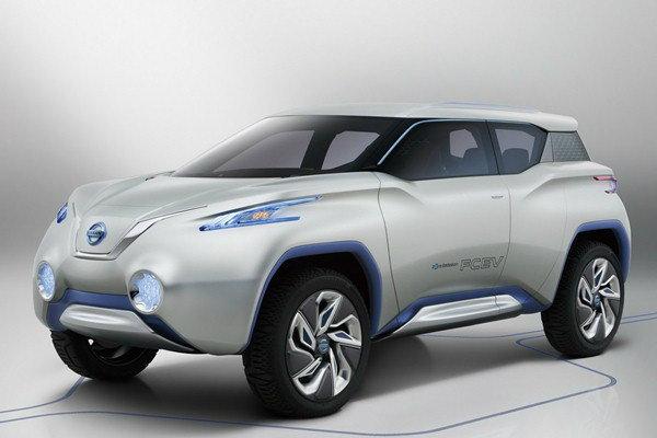 Nissan TeRRA concept อเนกประสงค์ไฟฟ้าแห่งโลกอนาคต