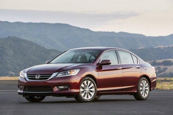 เปิดราคา Honda Accord  ใหม่ที่อเมริกา เคาะขาย  715,440 บาท