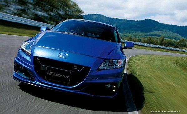 Honda CR-Z RZ เวอร์ชั่นแรงเร้าใจของสปอร์ตไฮบริด