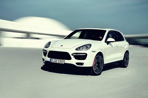 ว่าที่สปอร์ตใหม่ Porsche Cayenne Turbo S พร้อมเปิดตัวเร็วๆนี้