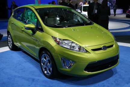 Ford เรียกคืน  Fiesta เหตุถุงลมไม่กาง ไทยยันไม่กระทบ