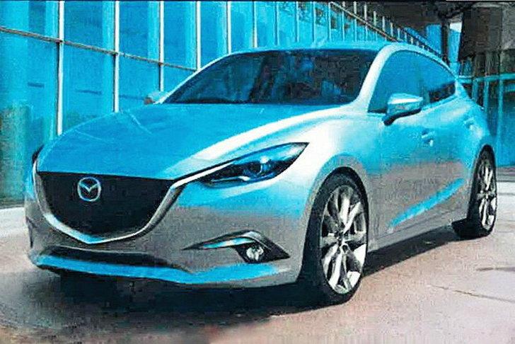 โคตรเท่ห์!!  2014 Mazda 3
