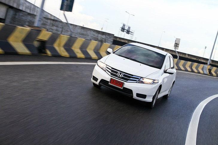 Sanook! Drive :  Honda City CNG มีดีที่ประหยัดอย่างอื่นไม่ต้องพูดถึง