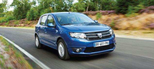 Dacia Sandero  รถคันนี้ถูกสุดที่อังกฤษ