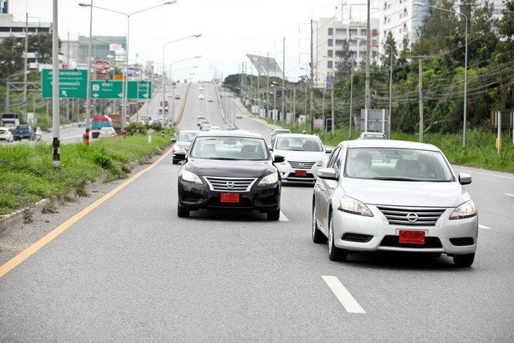 Sanook! Drive : Nissan Sylphy 1.6  สมรรถนะเลิศกว่าที่คิด