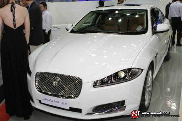 JAGUAR Motor Expo 2012