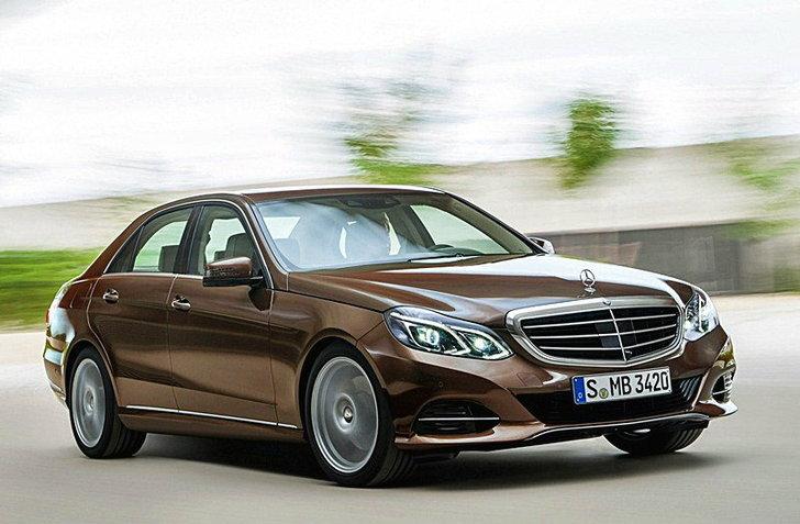 2014  Mercedes Benz E- Class  หรูยิ่งขึ้นในเวอร์ชั่นใหม่