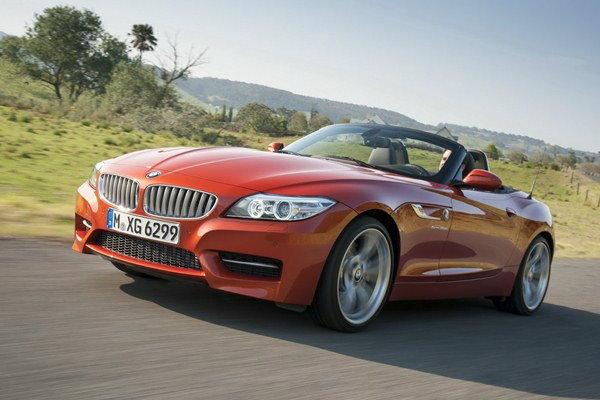 2014 BMW Z4  ปรับให้โดนเพิ่มรุ่นเริ่มต้น