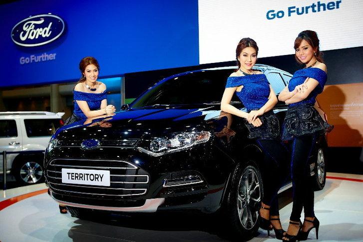 Ford Territory ...อเนกประสงค์หรูนำเข้าที่เร้าใจ