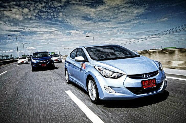 ราคารถใหม่ Hyundai  ประจำเดือน มกราคม 2556