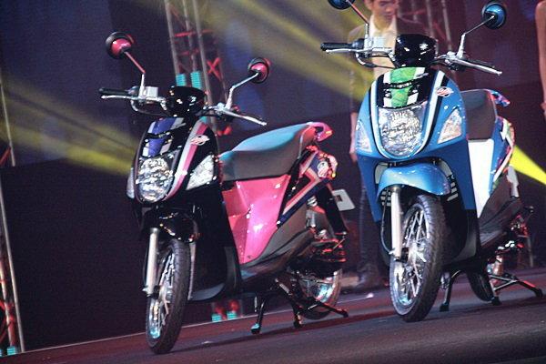 Suzuki  พลาดเป้า ปี 55จับเทรนด์อีโค่รุกตลาด เปรยปีนี้ลุยบิ๊กไบค์มากขึ้น