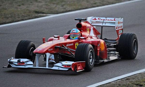 ค่ายม้าลำพองเปิดตัว F1 ลำใหม่ให้รหัส F150