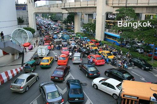 เปิด 10 เมืองรถติดระดับโลก กทม. รั้งที่ 4