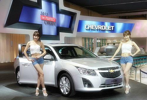 2013 Chevrolet Cruze Minorchange  ชัดเจนอีกทีจาก  Korea