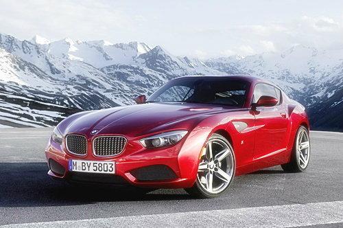 BMW Zagato Coupe  สมรรถนะเยอรมันเส้นสายอิตาลี อะไรจะลงตัวไปกว่านี้อีก..