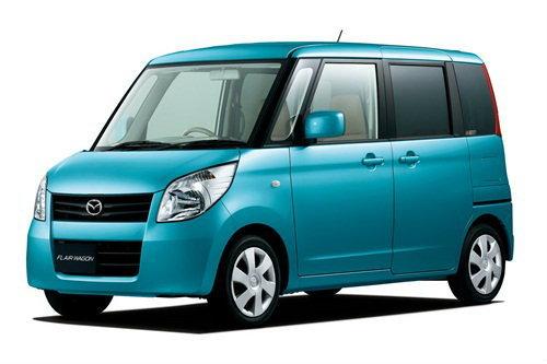 Mazda Flairwagon  ไม่ต้องคิดมาก แค่ร่างทรงของ  Suzuki Palette