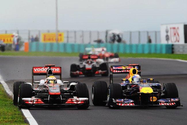 บัตตันเจ๋งเข้าวิน Hungarian GP